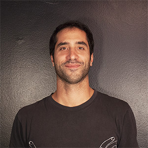 Fabio Pedroni's website profile portrait
