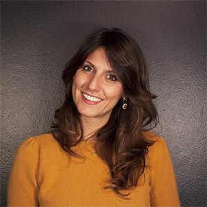 Giorgia Annibale's website profile portrait