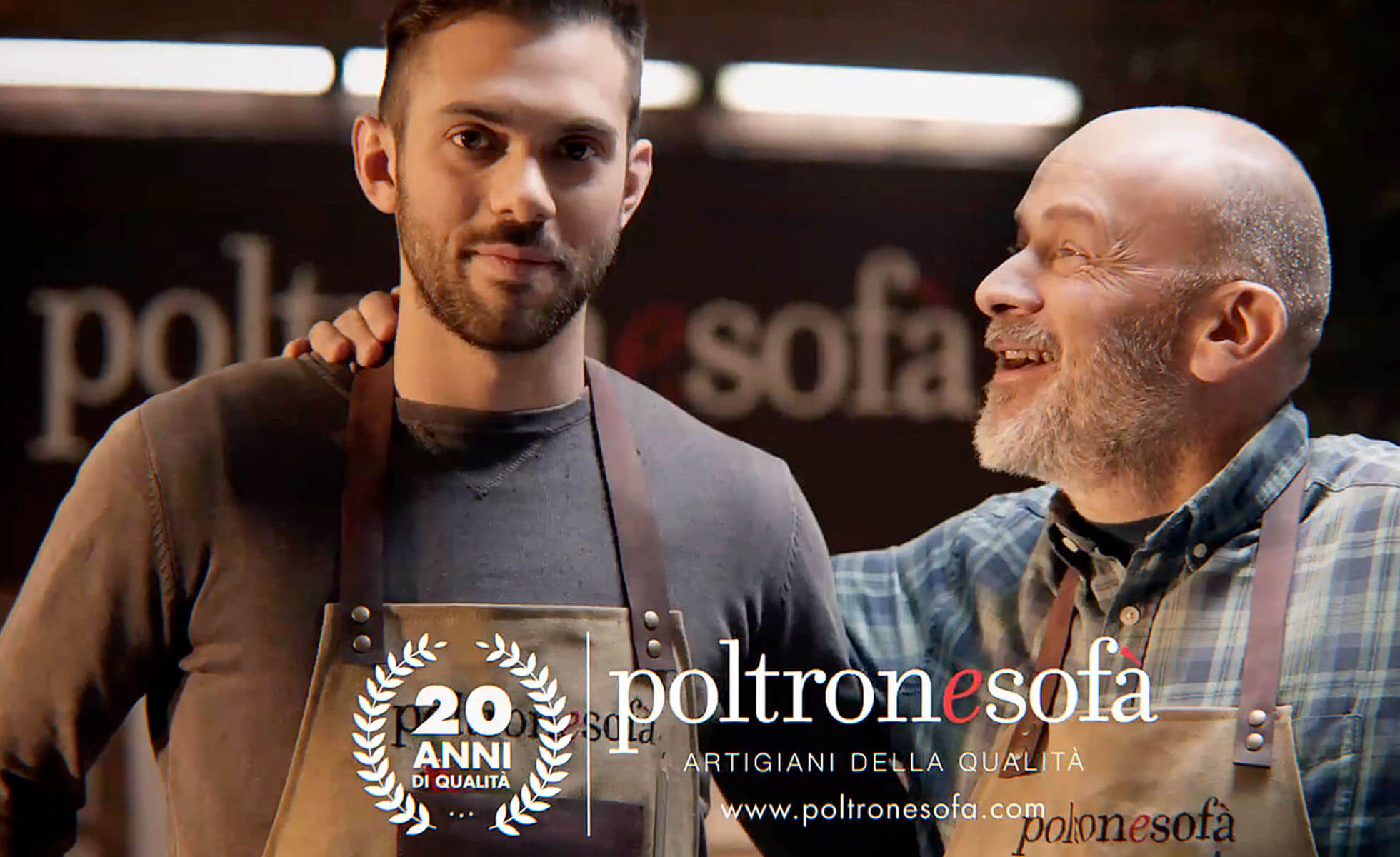 Poltronesofa Interview Advert