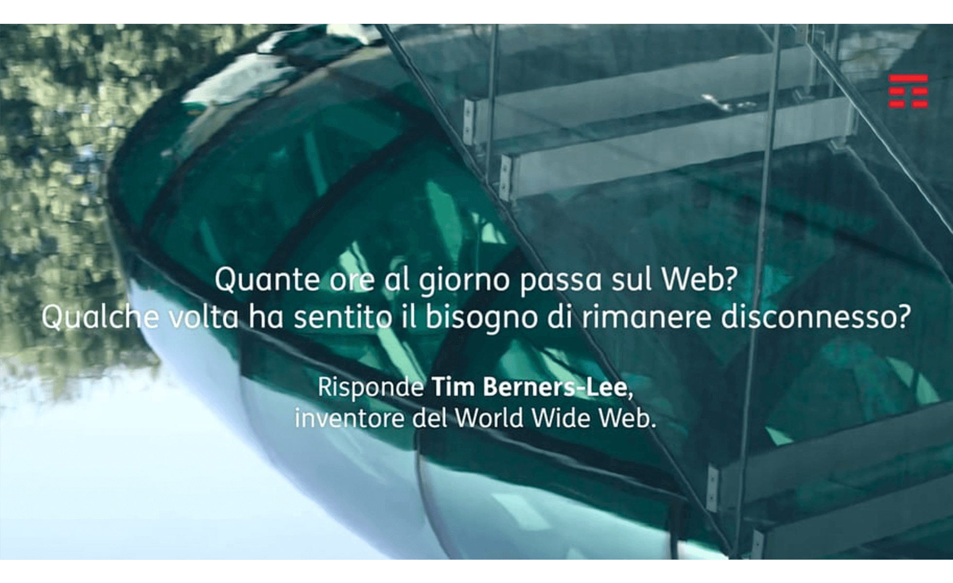 TIM Rebranding Advert