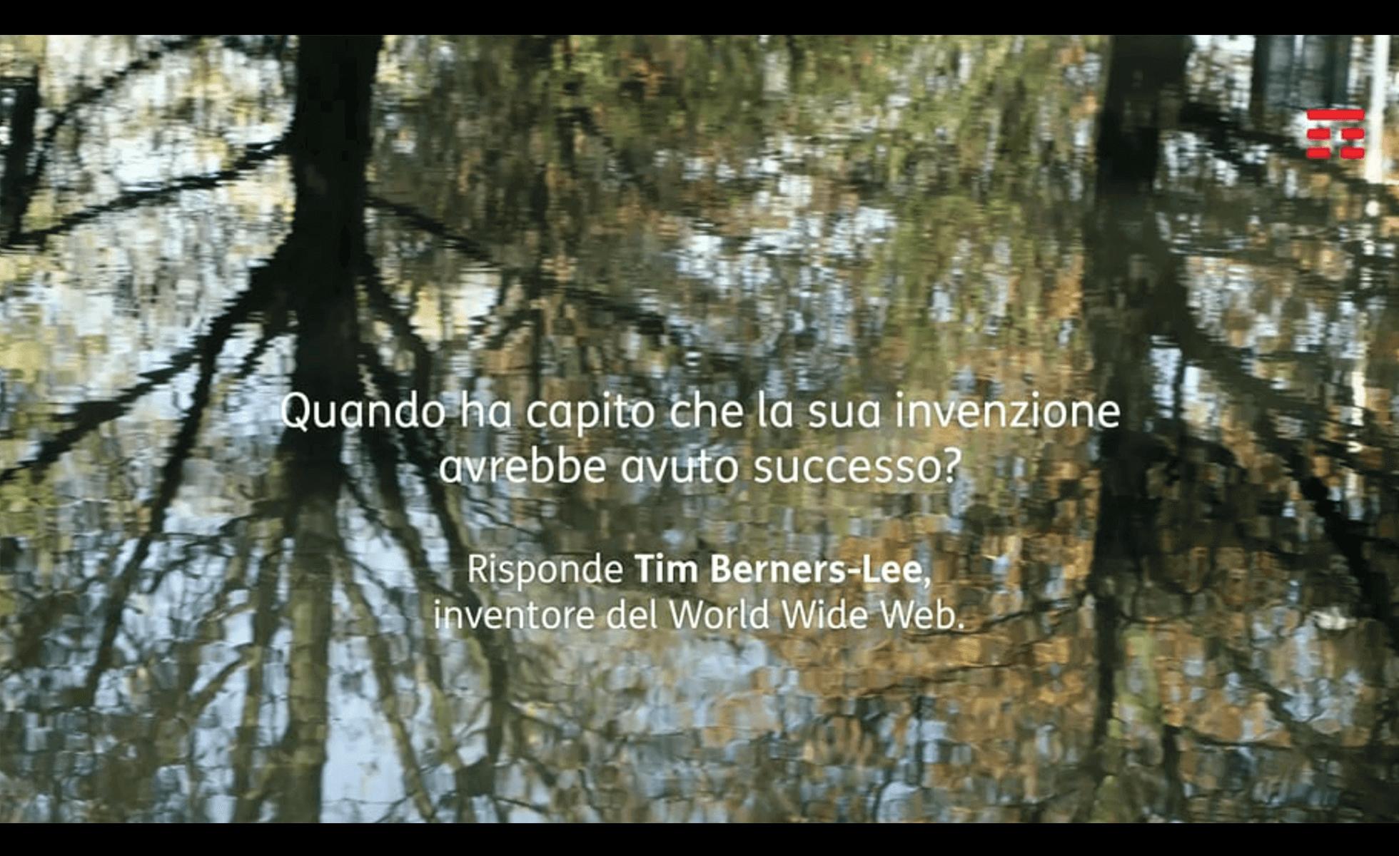 TIM Rebranding Advert