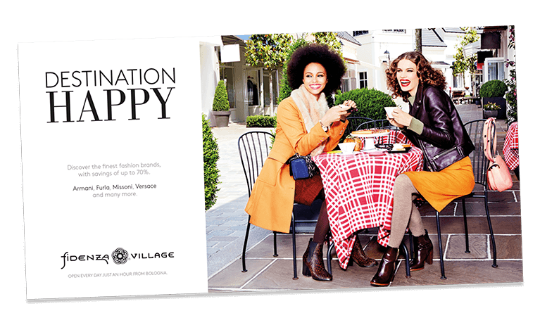Value Retail Fall 2016 Print Advert