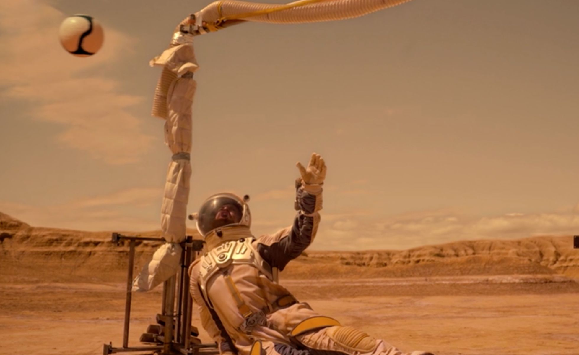 William Hill Astronaut Advert