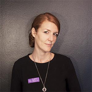 Cinzia Pallaoro's website profile portrait