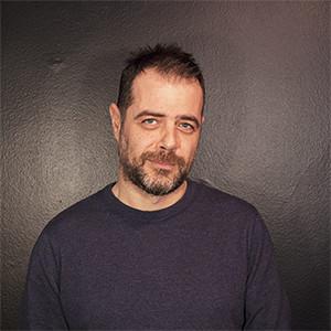 Eustachio Ruggieri's website profile portrait