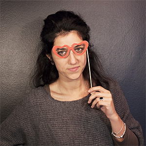 Nicole Mottlese's website profile portrait