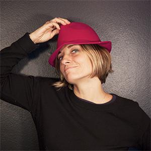 Valentina Rebasti's website profile portrait